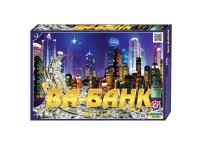 "Board game ""Va-Bank TechnoK"", art. 0038"
