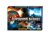 "Board game ""Star Business TechnoK"", art. 0397"