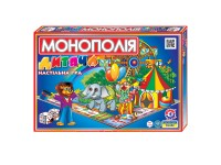 "Board game ""Children Monopoly TechnoK"", art. 0755"