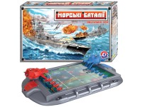 "Board game ""Sea battles TechnoK"", art. 1110"