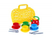 "Toy "" Cookware set in bag TechnoK"", art. 1608"
