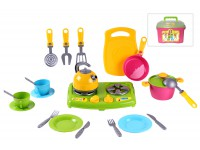 "Toy ""Cookers set of 8"", art. 2407"