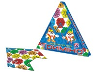 "Board game ""Triominos TechnoK"", art. 2827"