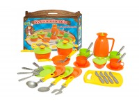 "Toy ""Cookers set of 4"", art. 3275"