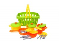 "Toy ""Kitchenware set TechnoK"", art. 4456"