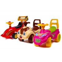 Toddlers ride-on cars